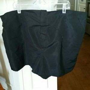 Swim shorts size 28W never worn